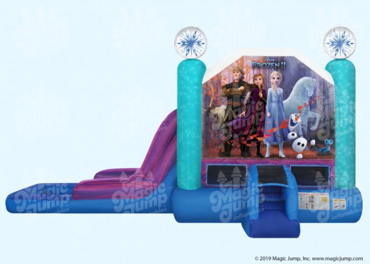Frozen II Combo w/ Pool