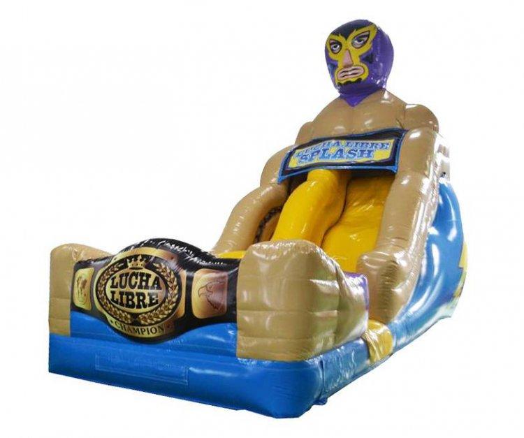 Wrestler Dry Slide