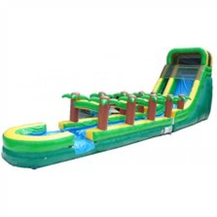 20ft Tropical Blaster With Slip and Slide