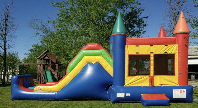 Castle Slide Combo (Dry)