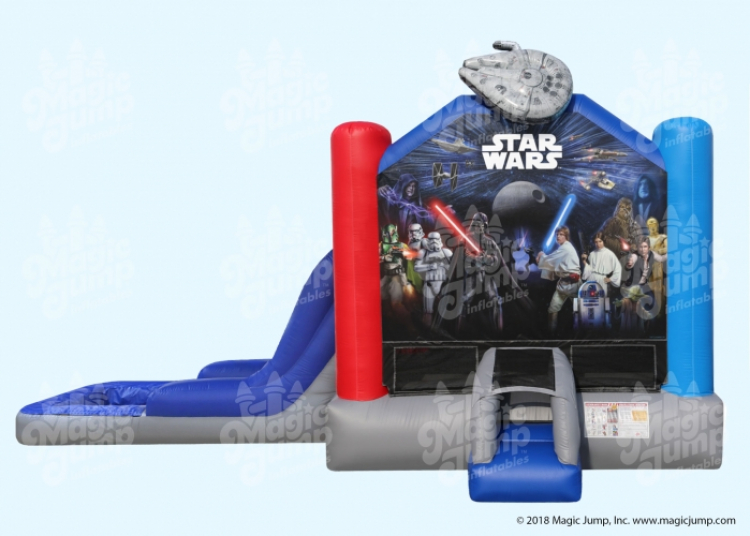 Star Wars Combo w/ Pool