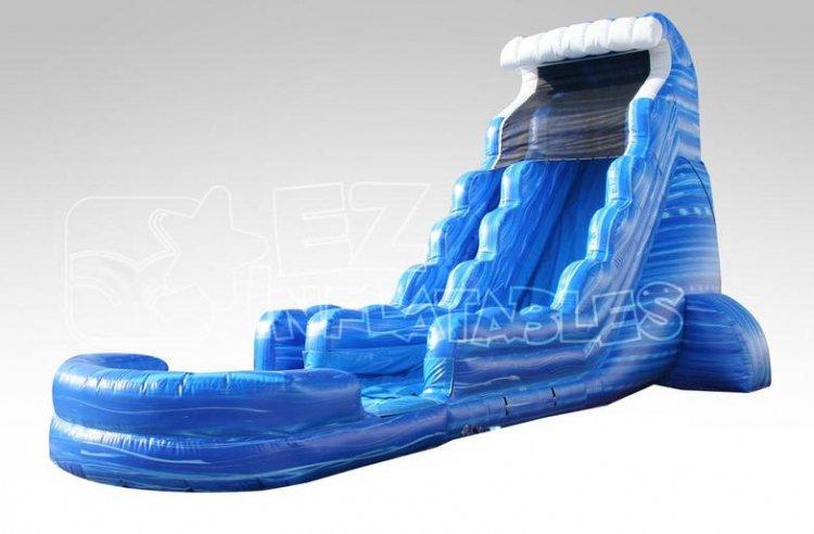 22ft Tsunami Water Slide