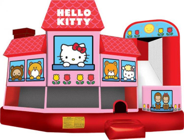 Hello Kitty 5 in 1 Combo