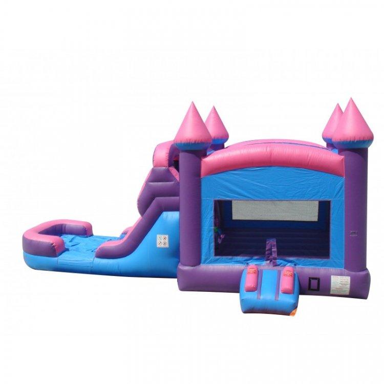Pink & Purple Combo (Wet)