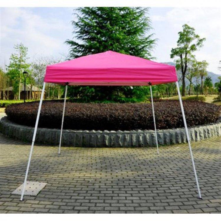 10 x 10 Pop Up Tent (Pink)