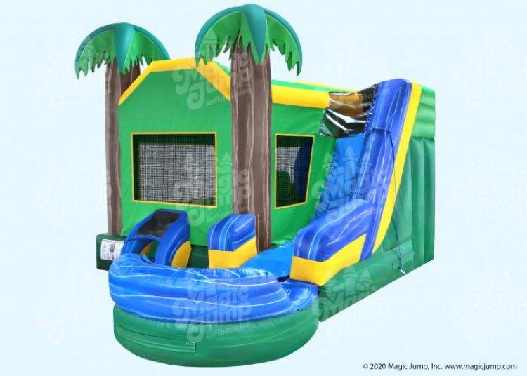 AMJ Tropical 6in1 Combo w/ Pool