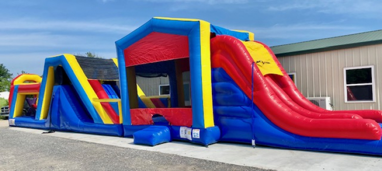 60ft Ultimate Obstacle Course (Dry)